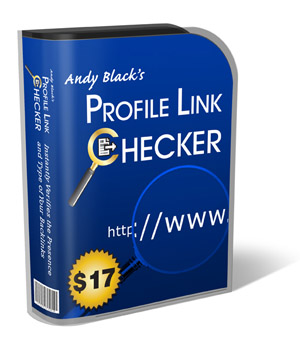 Profile Link Checker Only $17