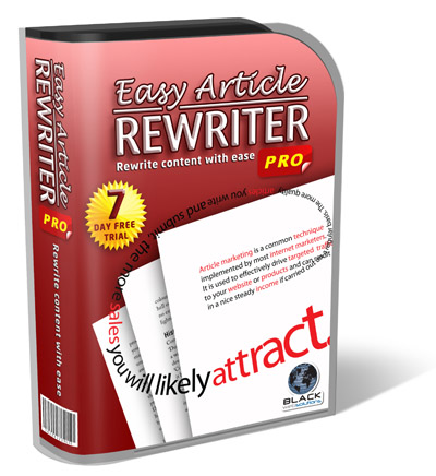 Easy Article Rewriter Pro