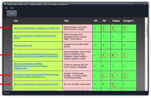 traffic software screenshot 1